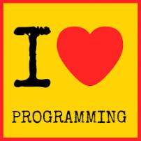 علاقه به برنامه نویسی