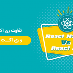 React Native and React js