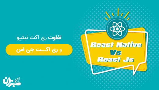 React Native and React js