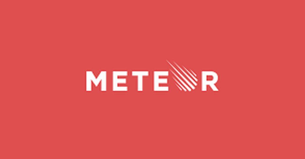 فریمورک meteor
